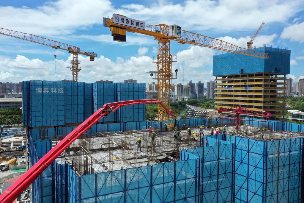 海南加快推進安居型商品住房建設