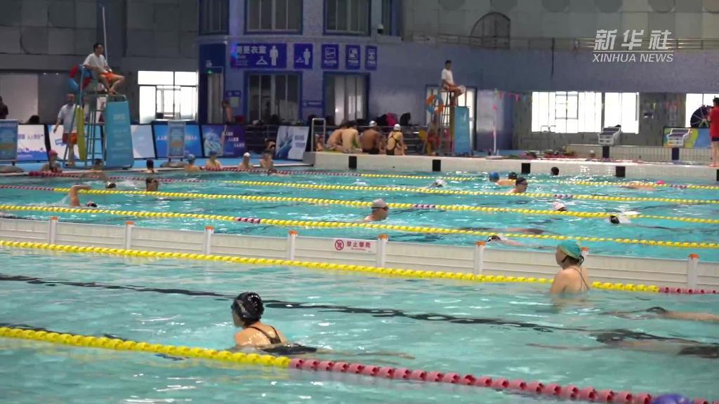 """上海:科學防控中""""全民健身與奧運同行"""""""