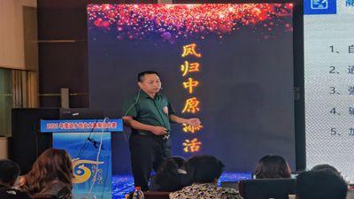 """""""鳳歸中原""""返鄉創業大賽總決賽在鄭舉行"""