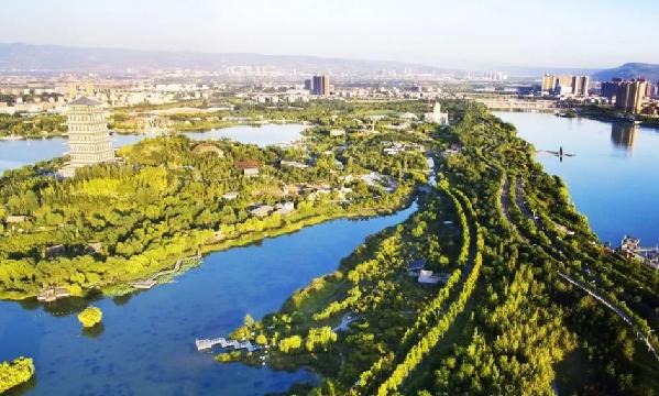 """西安""""區域能源示范園區"""" 入選2021年綠色低碳典型案例"""