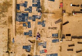 鄭州31個項目候選河南 考古百年百大考古項目