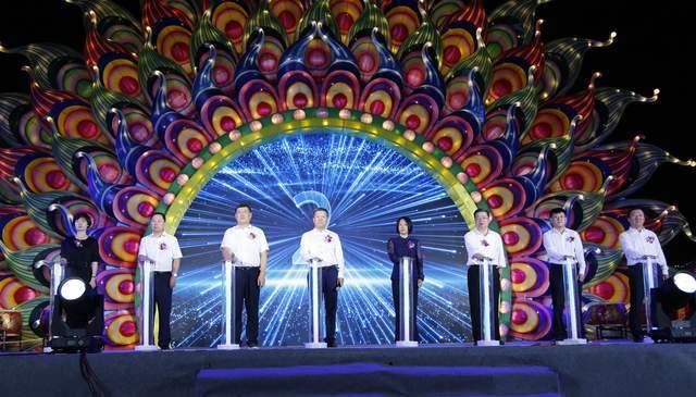 2021遼寧秋季旅遊暨盤錦蘆花季啟動儀式在盤錦舉行