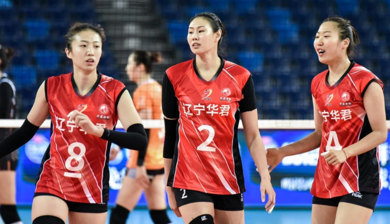 全運時刻:遼寧女排晉級四強在望