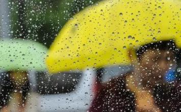9月22日至月底陜西有3個以上暴雨日