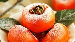 秋季吃柿子,你吃對了嗎?